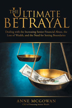 Ultimate Betrayal by Anne McGowan